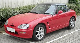 Image illustrative de l'article Suzuki Cappuccino