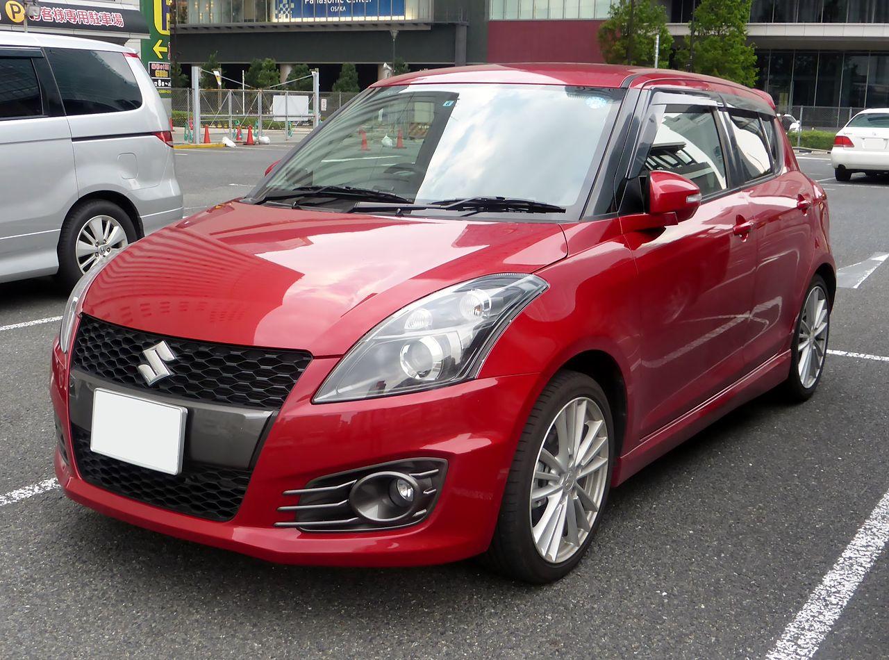 Suzuki Swift Uk