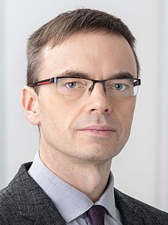 Sven Mikser Estonian politician