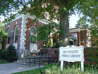 Swampscott, Massachusetts - Swampscott Public Library