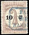 Switzerland Basel 1899 bordereau revenue 10c - 7B.jpg