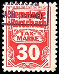 Switzerland Rorschach 1909 revenue 30c - 5.jpg