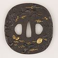 Sword Guard (Tsuba) MET 12.37.178 002feb2014.jpg