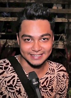 Syafiq Kyle Malaysian actor