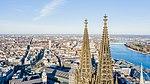 Türme Kölner Dom, Köln-Altstadt-Nord - Luftaufnahme-0270.jpg