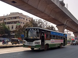 Telangana State Road Transport Corporation - Metro Deluxe