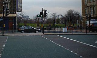 Toucan crossing