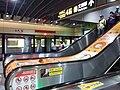 TW 台北市 Taipei 大安區 Da'an District 台北捷運 MRT Station interior August 2019 SSG 26 Metro 大安站 Daan Station.jpg