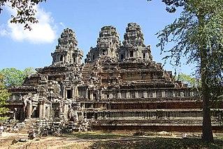 Ta Keo monastery