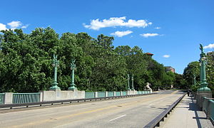 Taft Bridge - Image: Taft Bridge facing south