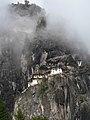 Taktshang (Tiger's Nest) Monastery, Paro Valley.jpg