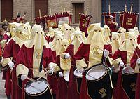 Tambores Semana Santa Huesca