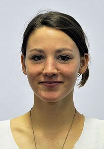 Tanja Kolbe bei der Olympia-Einkleidung Erding 2014 (Martin Rulsch) 05.jpg