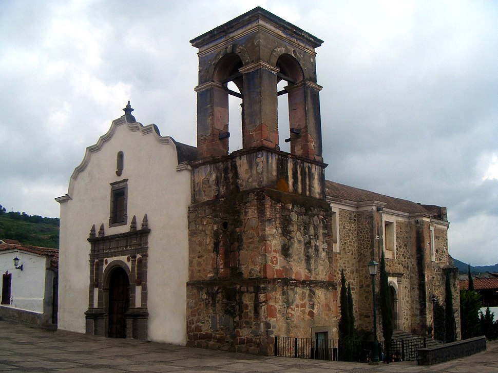 Tapalpa church 2