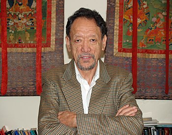"""It's a religious matter.  Reincarnation is purely religious, and it is a very unique tradition in Tibet.  If that is allowed to be followed-through, it is the best way of winning the hearts and minds of people.  It's the best diplomacy and a wise way of dealing with things.  Now they have screwed it up."" Wangdi on the Chinese government's selection of the 11th Panchen Lama."