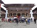 Tashichho Dzong Fortress in Thimphu during LGFC - Bhutan 2019 (40).jpg