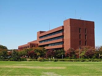Tatebayashi, Gunma - Tatebayashi city hall