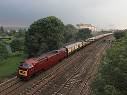 Taunton - D1015 with return excursion from Minehead.JPG