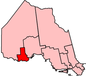 Thunder Bay—Atikokan (provincial electoral district) - Image: Tbayatikokan