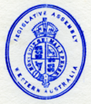 Teesdale WA Legislative Assembly stamp.png