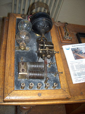 telekino: emisor