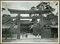 Temple Gate, Japan, 1935 (10795499786).jpg