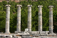 Temple of Athens at Priene (3)