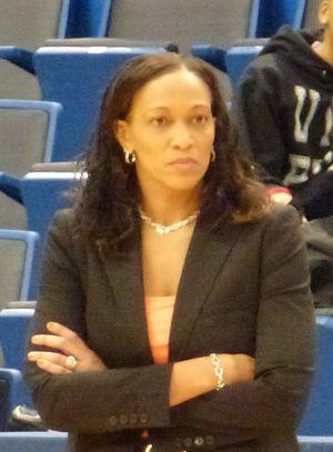 Terri Williams-Flournoy - Image: Terri Williams Flournoy Georgetown coach
