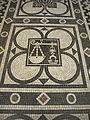Testaccio - s M Liberatrice mosaico zodiacale Bilancia 1180507.JPG