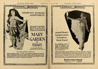 <i>Thais</i> (1917 American film) 1917 American film