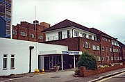Thames Television and ABC Weekend TV studios