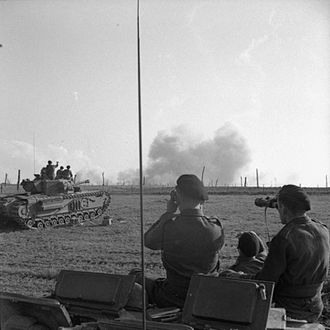 Operation Astonia - Image: The British Army in North west Europe 1944 45 BU855