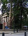 The Caryatids on the south side of St Pancras Church - geograph.org.uk - 1468130.jpg
