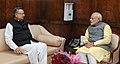 The Chief Minister of Chhattisgarh, Dr. Raman Singh calling on the Prime Minister, Shri Narendra Modi, in New Delhi on February 28, 2015 (1).jpg
