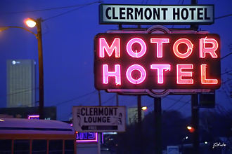Poncey–Highland - Clermont Hotel and Clermont Lounge