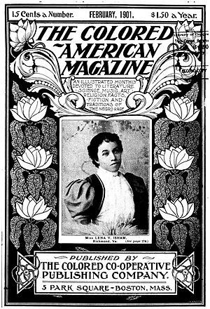 The Colored American Magazine - The Colored American, February 1901
