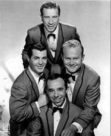 The group in 1963