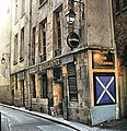 The Highlander Scottish Pub, 8 Rue de Nevers, Paris April 2014.jpg