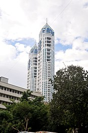 List Of Tallest Structures In India Wikipedia