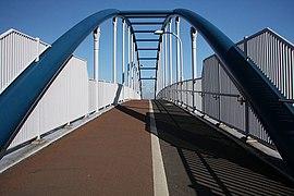 The Jane Coston Cycle Bridge - geograph.org.uk - 1193843.jpg