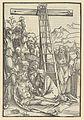 The Lamentation Beneath the Cross, from Speculum passionis domini nostri Ihesu Christi MET DP849003.jpg