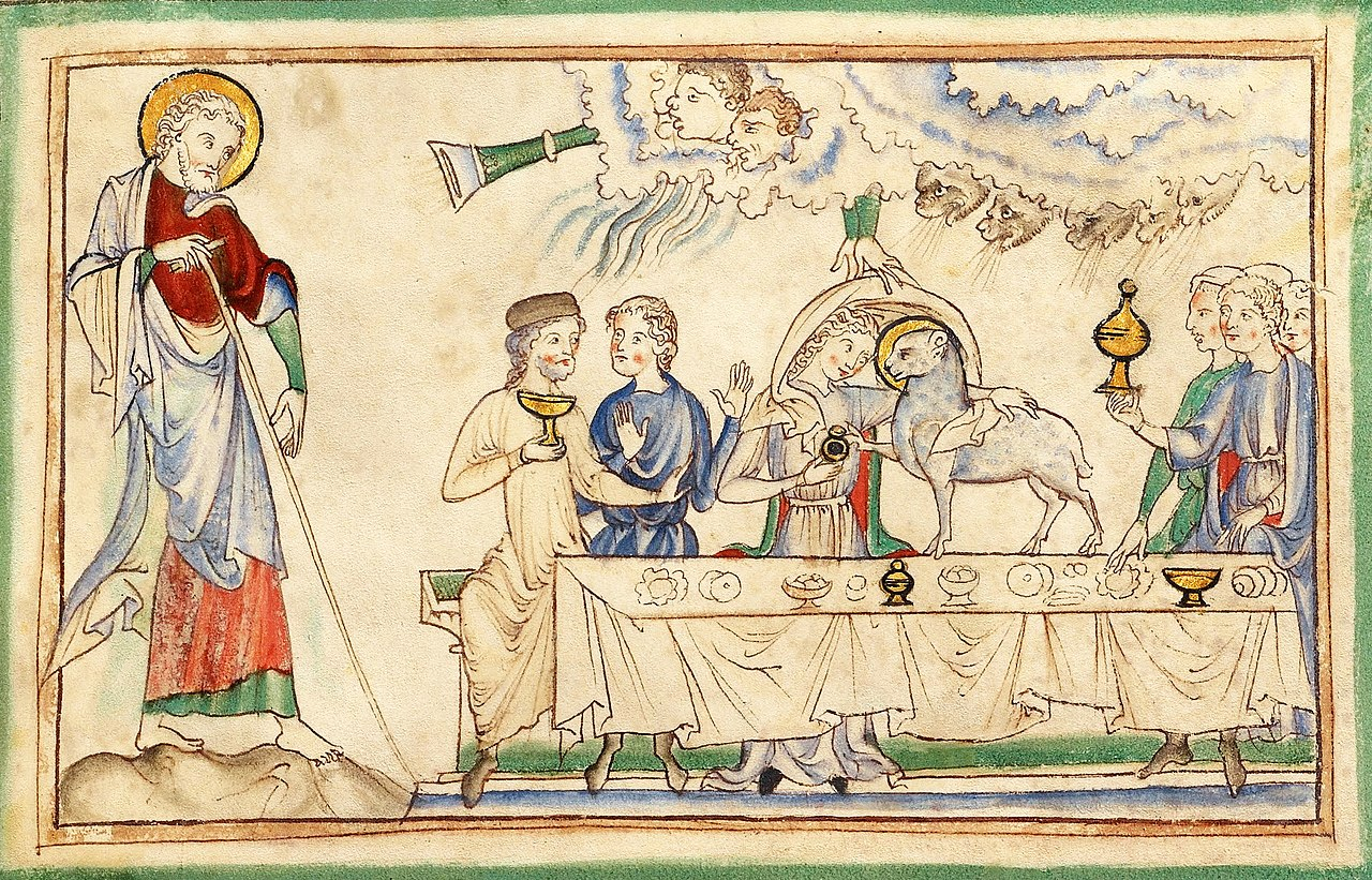 The Marriage of the Lamb - Google Art Project crop.jpg