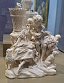 The Music Lesson, designed by Francois Boucher, Vincennes Porcelain Factory, c. 1752, soft-paste porcelain - Wadsworth Atheneum - Hartford, CT - DSC05420.jpg