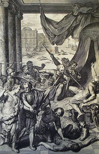 Levi - Simeon and Levi slay Hamor and Shechem