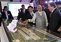 The Prime Minister, Shri Narendra Modi at the Make in India Centre, in Mumbai on February 13, 2016.jpg