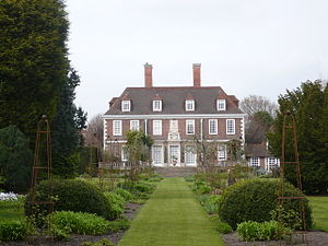 The Salutation, Sandwich - The Salutation, Sandwich, east front