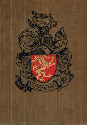 The Story of King Arthur and His Knights - Cover of the first printing of the 1903 edition