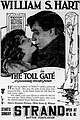 The Toll Gate (1920) - Ad 5.jpg