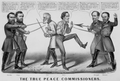 The True Peace Commissioners American Civil War Cartoon cropped.png
