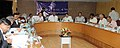 """The Union Minister for Labour and Employment, Shri Mallikarjun Kharge chairing the 200th meeting of """"the Central Board of Trustees (EPF), in New Delhi on August 07, 2012.jpg"""
